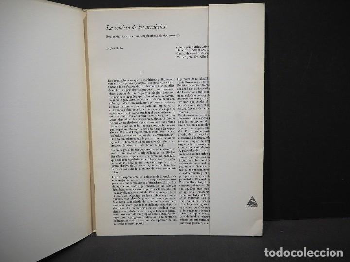 Libros de segunda mano: Psicopatología de la expresión. Volumen 18. La Condesa de los arrabales. Sandoz 1972 - Foto 3 - 226259230