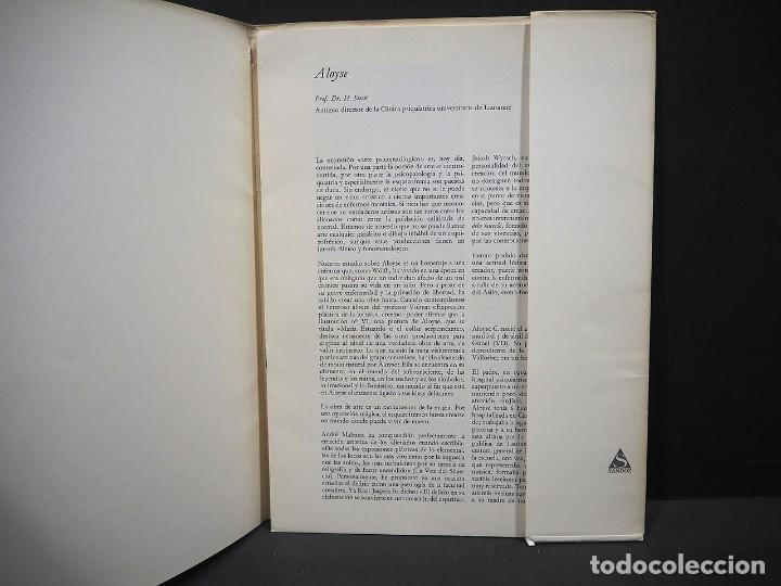 Libros de segunda mano: Psicopatología de la expresión. Volumen 22. Aloyse. Sandoz 1975 - Foto 3 - 226260965