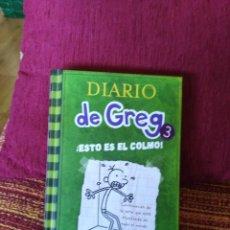 Libri di seconda mano: DIARIO DE GREG 3. Lote 226293855