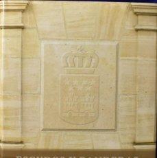 Libros de segunda mano: ESCUDOS Y BANDERAS MUNICIPALES DE LA COMUNIDAD DE MADRID - VARIOS. Lote 225062816