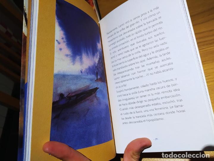 Libros de segunda mano: Cuentos Ilustrado. Premio Dip. de Badajoz, Cuentos exoticos, Pillar Millan, 2005 - Foto 2 - 226439675