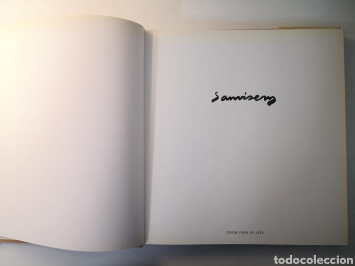 Libros de segunda mano: BALTASAR PORCEL, SANVISENS, TESTIMONIOS DE ARTE, AMBIT, PRIMERA EDICIÓN, 1985 - Foto 5 - 226443655