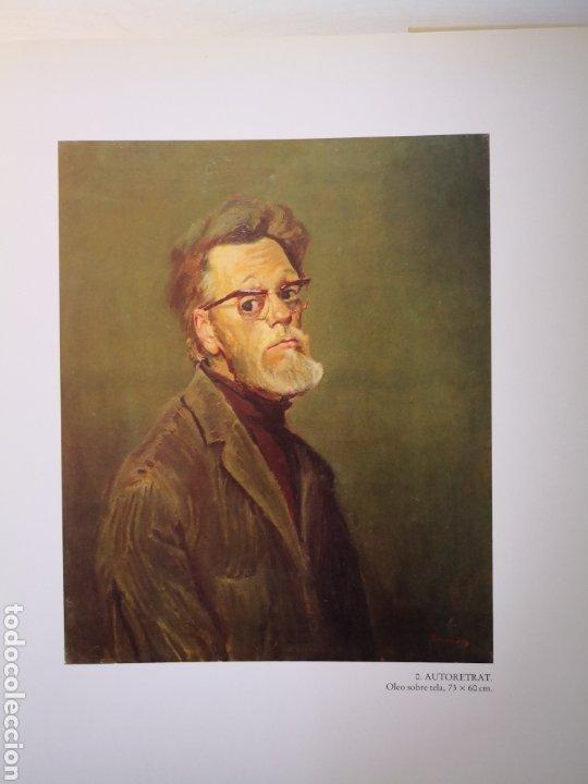 Libros de segunda mano: BALTASAR PORCEL, SANVISENS, TESTIMONIOS DE ARTE, AMBIT, PRIMERA EDICIÓN, 1985 - Foto 7 - 226443655