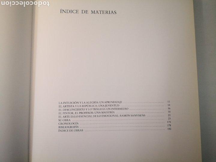 Libros de segunda mano: BALTASAR PORCEL, SANVISENS, TESTIMONIOS DE ARTE, AMBIT, PRIMERA EDICIÓN, 1985 - Foto 8 - 226443655