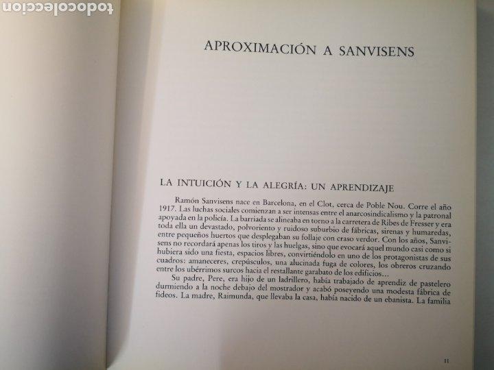 Libros de segunda mano: BALTASAR PORCEL, SANVISENS, TESTIMONIOS DE ARTE, AMBIT, PRIMERA EDICIÓN, 1985 - Foto 9 - 226443655