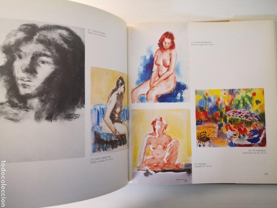 Libros de segunda mano: BALTASAR PORCEL, SANVISENS, TESTIMONIOS DE ARTE, AMBIT, PRIMERA EDICIÓN, 1985 - Foto 11 - 226443655