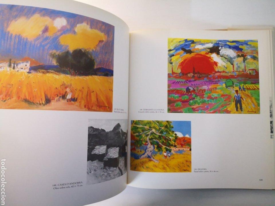 Libros de segunda mano: BALTASAR PORCEL, SANVISENS, TESTIMONIOS DE ARTE, AMBIT, PRIMERA EDICIÓN, 1985 - Foto 12 - 226443655
