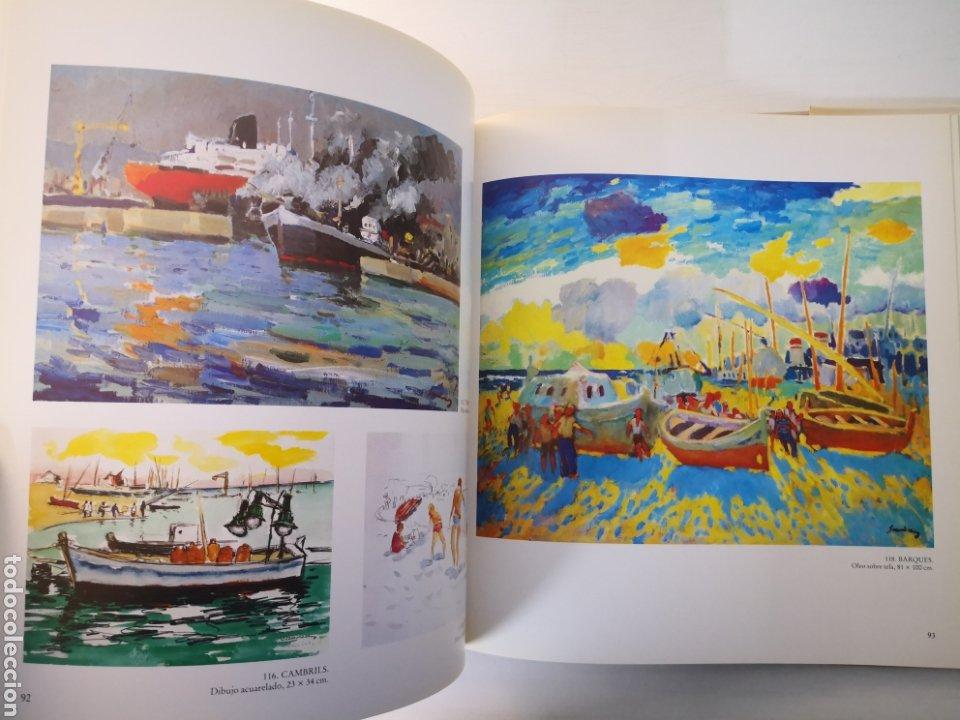 Libros de segunda mano: BALTASAR PORCEL, SANVISENS, TESTIMONIOS DE ARTE, AMBIT, PRIMERA EDICIÓN, 1985 - Foto 13 - 226443655