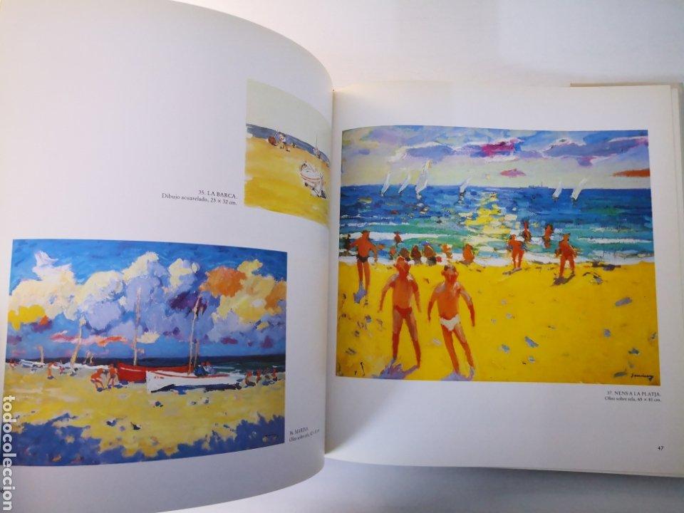 Libros de segunda mano: BALTASAR PORCEL, SANVISENS, TESTIMONIOS DE ARTE, AMBIT, PRIMERA EDICIÓN, 1985 - Foto 16 - 226443655