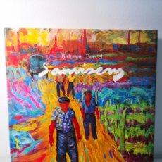 Libros de segunda mano: BALTASAR PORCEL, SANVISENS, TESTIMONIOS DE ARTE, AMBIT, PRIMERA EDICIÓN, 1985. Lote 226443655