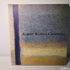 Libri di seconda mano: ALBERT RAFOLS-CASAMADA, CATÁLOGO MUSEU ART CONTEMPORANI BARCELONA, 2001, CATALEG. Lote 226457555