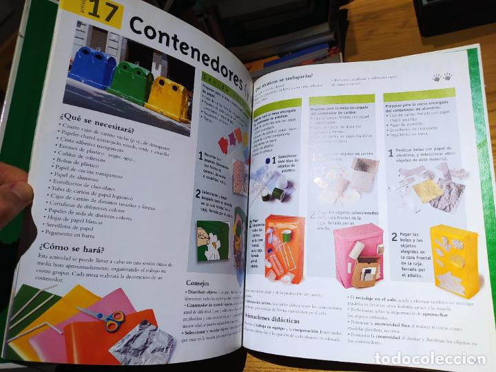 Libros de segunda mano: Actividades creativas, Medio Ambiente, Monica Marti, Ed. Parramon, 2003 - Foto 2 - 226461070
