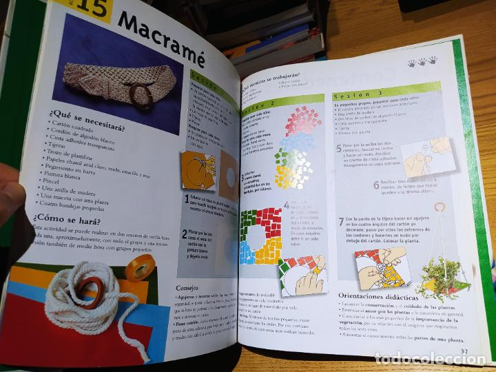 Libros de segunda mano: Actividades creativas, Medio Ambiente, Monica Marti, Ed. Parramon, 2003 - Foto 3 - 226461070