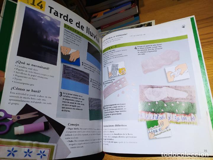 Libros de segunda mano: Actividades creativas, Medio Ambiente, Monica Marti, Ed. Parramon, 2003 - Foto 4 - 226461070