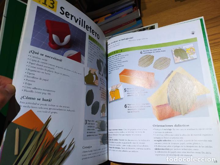 Libros de segunda mano: Actividades creativas, Medio Ambiente, Monica Marti, Ed. Parramon, 2003 - Foto 5 - 226461070
