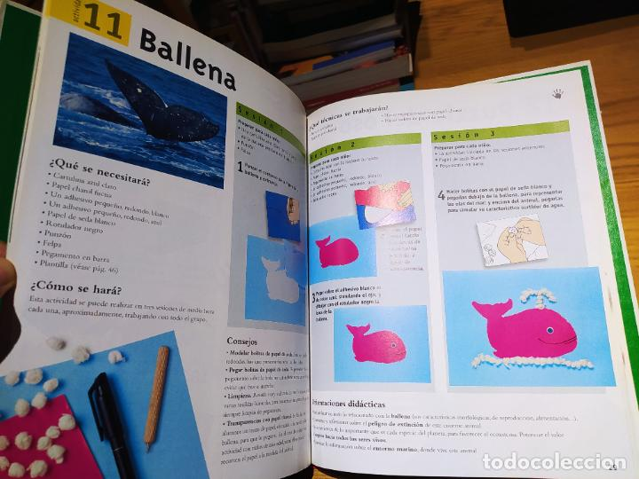 Libros de segunda mano: Actividades creativas, Medio Ambiente, Monica Marti, Ed. Parramon, 2003 - Foto 6 - 226461070