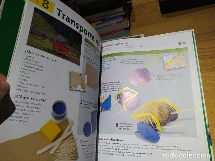 Libros de segunda mano: Actividades creativas, Medio Ambiente, Monica Marti, Ed. Parramon, 2003 - Foto 7 - 226461070