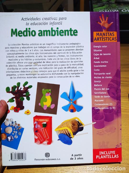 Libros de segunda mano: Actividades creativas, Medio Ambiente, Monica Marti, Ed. Parramon, 2003 - Foto 8 - 226461070