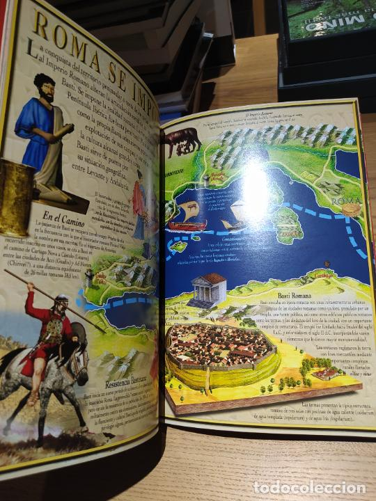Libros de segunda mano: Historia Ilustrada de Baza, Pedro Hurtado, ed. Ayto. de Baza, 2009 RARO - Foto 3 - 226464227