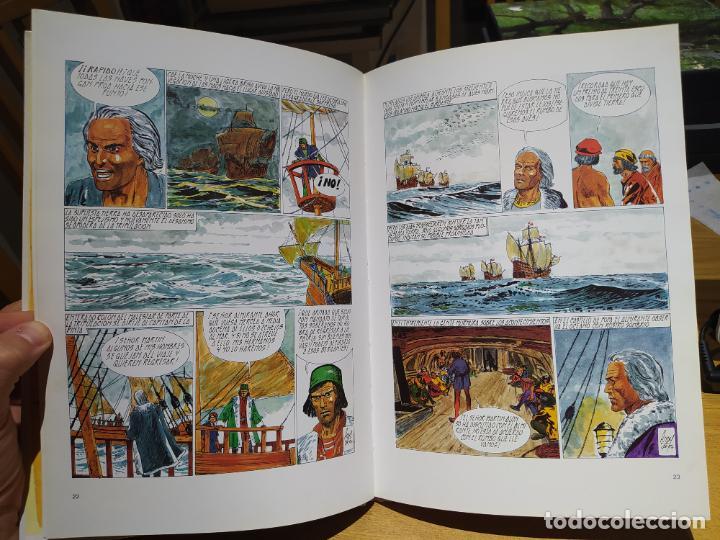 Libros de segunda mano: Juan de la cosa y el descubrimiento de América. Rogelio Bustamante, ed. Nova, 1990 - Foto 2 - 226474980