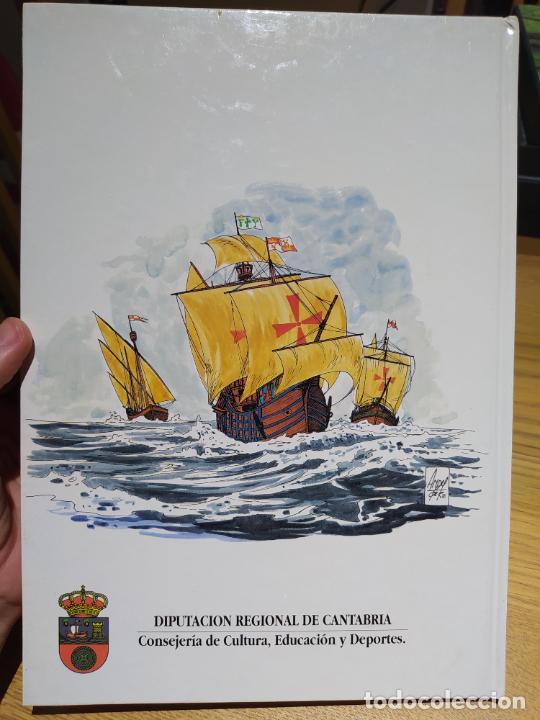 Libros de segunda mano: Juan de la cosa y el descubrimiento de América. Rogelio Bustamante, ed. Nova, 1990 - Foto 5 - 226474980