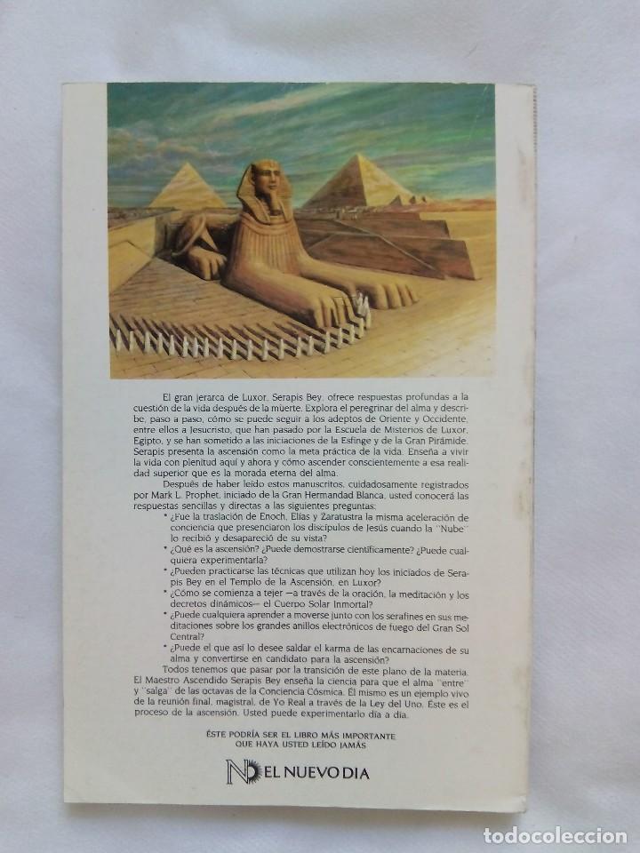 Libros de segunda mano: ACTAS SOBRE LA ASCENSIÓN / SERAPIS BEY - Foto 2 - 226491660