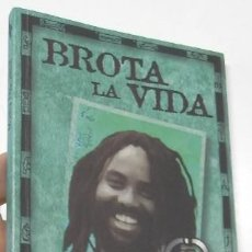 Libros de segunda mano: BROTA LA VIDA - MUMIA ABUI-JAMAL. Lote 226804005