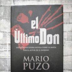 Libros de segunda mano: EL ÚLTIMO DON (LA TRAMA) (ESPAÑOL) TAPA DURA – 1 ABRIL 2009 AGOTADO. Lote 226885050