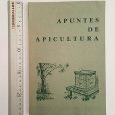 Libri di seconda mano: APUNTES DE APICULTURA, PUBLICACIONES DE EXTENSION AGRARIA 1977 143 PAGINAS. Lote 226887305