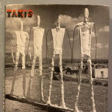Libros de segunda mano: TAKIS. ESTAFILADES. Lote 226862520