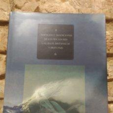 Libros de segunda mano: CREENCIAS Y TRADICIONES DE LOS PESCADORES GALLEGOS, BRITANICOS, BRETONES. FERNANDO ALONSO ROMERO. Lote 226933080