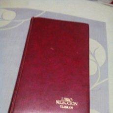Libros de segunda mano: AR.DA-LIBRO VIEJO/EL DECAMERON/ SELECCION CLASICOS/GIOVANNI BOCCACCIO/MIDE11X18CM/TIENE 553PAGINAS. Lote 227069995