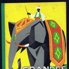 Libros de segunda mano: GRANDES ANIMALES. Lote 227081535