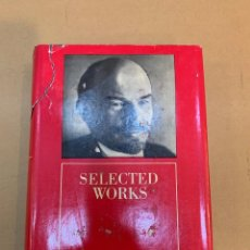 Libros de segunda mano: LENIN / SELECTED WORKS / MOSCU / EDITIONS DU PROGRES. Lote 227121537