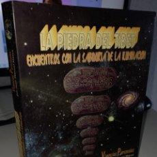 Libros de segunda mano: LA PIEDRA DEL TIBET ENCUENTROS CON LA SABIDURÍA DE LA ILUMINACIÓN - MARCO, JUAN MANUEL / RAREZA. Lote 227191000