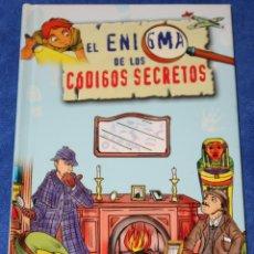 Libri di seconda mano: EL ENIGMA DE LOS CÓDIGOS SECRETOS - LIBSA (2004). Lote 227460716