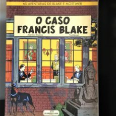 Libros de segunda mano: O CASO FRANCIS BLAKE - TED BENOIT E JEAN VAN HAMME. Lote 227767742
