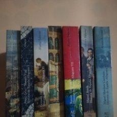 Libros de segunda mano: HISTORIA DE ESPAÑA ALFAGUARA. 7 TOMOS. ALIANZA UNIVERSIDAD. LEER.. Lote 227771000