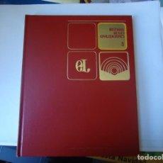 Libros de segunda mano: LIBRO. HISTORIA DE LAS CIVILISACIONES, ENCICLOPEDIA PANORÁMICA, Nº 3, NACE EL NUEVO MUNDO. Lote 227772675