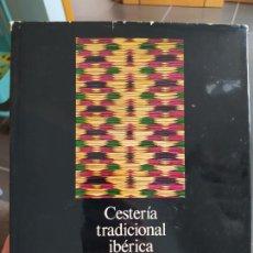 Livros em segunda mão: CESTERIA TRADICIONAL IBERICA, BIGNIA KUONI, ED. DEL SERBAL. 1981. BUEN ESTADO.. Lote 227808395