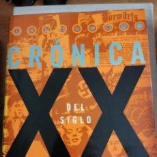 Libros de segunda mano: CRÓNICA DEL SIGLO XX VV.AA. PLAZA & JANES 1999 631PP. Lote 227816250