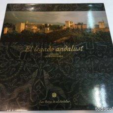Libros de segunda mano: EL LEGADO ANDALUSI. EL ARTE DE VIVIR S1840. Lote 227833105