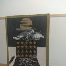 Libros de segunda mano: ALQUIMIA Y OCULTISMO. VICTOR ZALBIDEA Y OTROS 1973. Lote 227895255