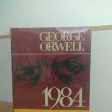 Libros de segunda mano: MIL NOVECIENTOS OCHENTA Y CUATRO. GORGE ORWELL 1969. Lote 227900460