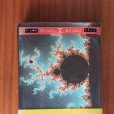 Libros de segunda mano: CAOS Y ORDEN --- ANTONIO ESCOHOTADO. Lote 220189821