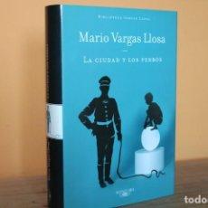 Libros de segunda mano: LA CIUDAD Y LOS PERROS / MARIO VARGAS LLOSA / ALFAGUARA. Lote 227993138