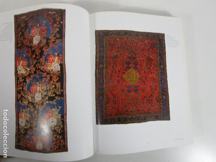 Libros de segunda mano: The Spendour of Antique Rugs and Tapestries - El Esplendor de las Alfombras y Tapices Antiguos - Foto 6 - 228016675