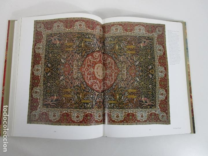 Libros de segunda mano: The Spendour of Antique Rugs and Tapestries - El Esplendor de las Alfombras y Tapices Antiguos - Foto 8 - 228016675