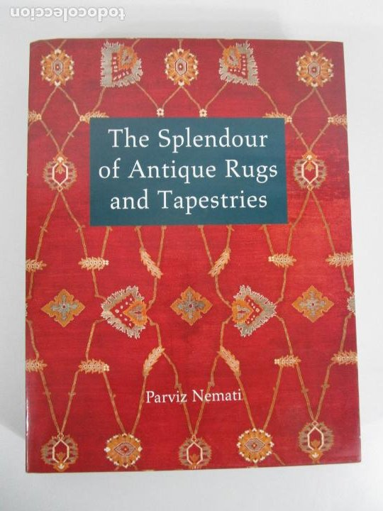 Libros de segunda mano: The Spendour of Antique Rugs and Tapestries - El Esplendor de las Alfombras y Tapices Antiguos - Foto 12 - 228016675
