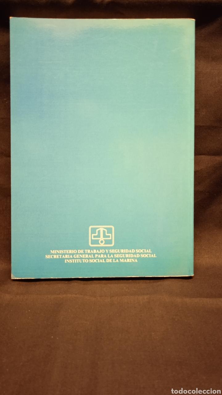 Libros de segunda mano: ANÁLISIS SOCIOLÓGICO DE LOS ACCIDENTES LABORALES SECTOR MARÍTIMO PESQUERO - J M MONTERO LLERANDI - Foto 2 - 228037160